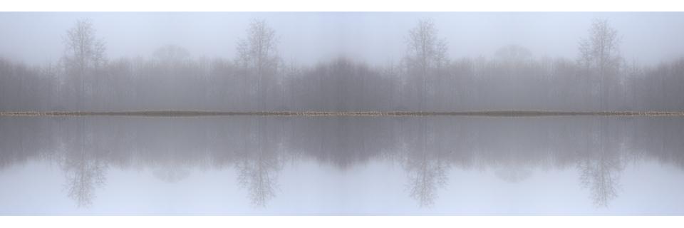 Unfold landscape n°7, size : 60/18cm